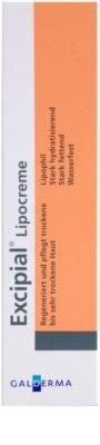 Excipial Lipocreme krem regenerujący do skóry suchej i bardzo suchej 2