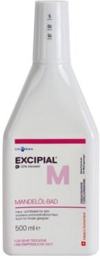 Excipial M Almond Oil óleo de amêndoas para banho