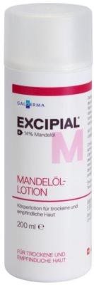 Excipial M Almond Oil mleczko do ciała dla skóry suchej i wrażliwej