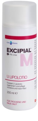 Excipial M U Lipolotion upokojujúci balzam pre suchú pokožku so sklonom k svrbeniu