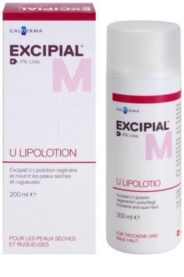 Excipial M U Lipolotion upokojujúci balzam pre suchú pokožku so sklonom k svrbeniu 1