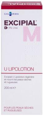 Excipial M U Lipolotion upokojujúci balzam pre suchú pokožku so sklonom k svrbeniu 2