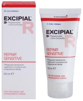 Excipial R Repair Sensitive krém na ruce pro obnovu kožní bariéry 1