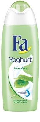 Fa Yoghurt Aloe Vera krem pod prysznic
