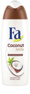 Fa Coconut Milk Крем для душу