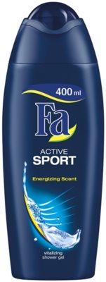 Fa Active Sport Energizing gel de ducha