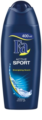 Fa Active Sport Energizing душ гел