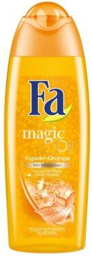 Fa Magic Oil Ginger Orange żel pod prysznic