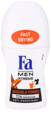 Fa Men Xtreme Invisible Power roll-on antibacteriano