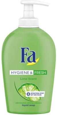 Fa Hygiene & Fresh Lime Flüssigseife mit Pumpe