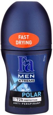 Fa Men Xtreme Polar antiperspirant roll-on