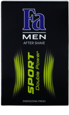 Fa Men Sport Double Power after shave pentru barbati 2