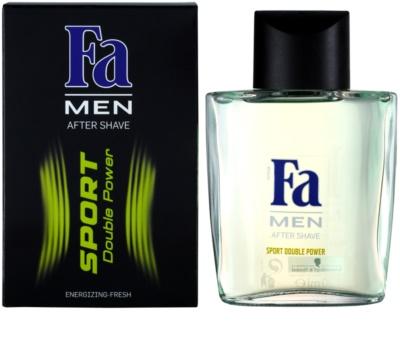 Fa Men Sport Double Power borotválkozás utáni arcvíz férfiaknak