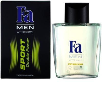 Fa Men Sport Double Power losjon za po britju za moške