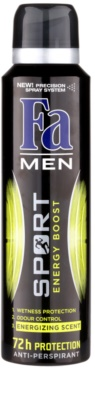 Fa Men Sport Energy Boost Antiperspirant im Spray