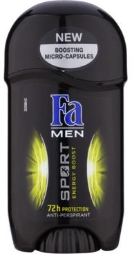Fa Men Sport Energy Boost antiperspirant puternic