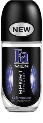 Fa Men Sport Recharge antyperspirant roll-on