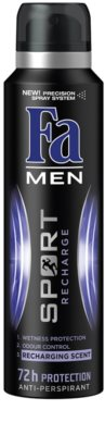 Fa Men Sport Recharge antiperspirant v pršilu
