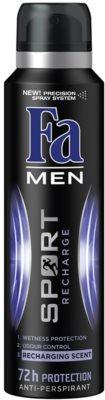 Fa Men Sport Recharge antitranspirante en spray
