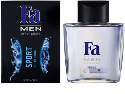 Fa Men Sport Refreshing borotválkozás utáni arcvíz férfiaknak