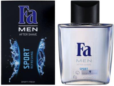 Fa Men Sport Refreshing loción after shave para hombre