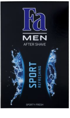 Fa Men Sport Refreshing after shave para homens 2