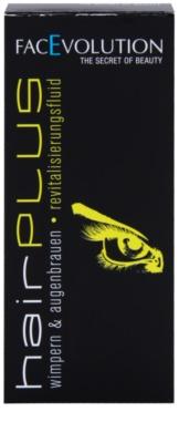 FacEvolution Hairplus növekedést serkentő szérum a szempillákra és a szemöldökre 4
