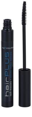 FacEvolution Hairplus máscara para pestanas longas e cheias