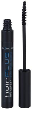 FacEvolution Hairplus szempillaspirál a hosszú és dús pillákért