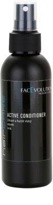 FacEvolution HairCare acondicionador nutritivo para recuperar el espesor del cabello