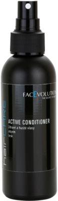 FacEvolution HairCare acondicionador nutritivo para recuperar el espesor del cabello 1