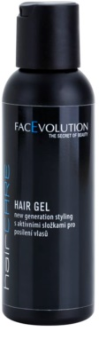 FacEvolution HairCare stylingový gel s regeneračním účinkem