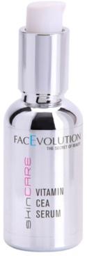 FacEvolution SkinCare luksuzna vitaminska terapija za mlajšo in sijočo kožo