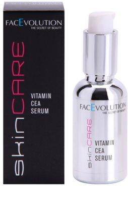 FacEvolution SkinCare luxusná vitamínová terapia pre mladšiu a žiarivejšiu pleť 1