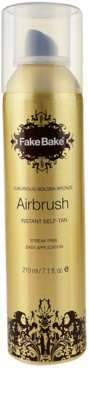 Fake Bake Airbrush spray autobronzeador
