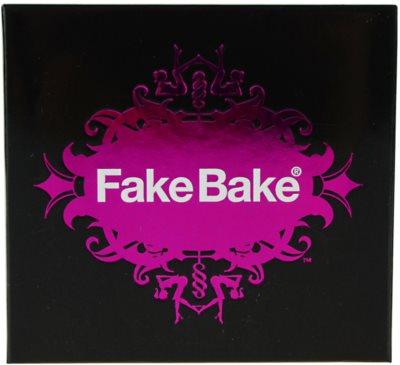 Fake Bake Bronzer компактна пудра-бронзантор 2
