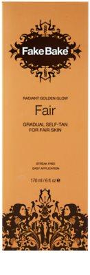 Fake Bake Fair leche autobronceadora de bronceado gradual 2