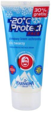 Farmona -20°C Protect protetor solar contra as condições climáticas extremas
