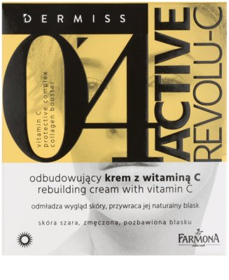 Farmona Dermiss Active Revolu-C crema de día regeneradora  con vitamina C 2