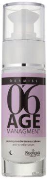 Farmona Dermiss Age Managment nočné sérum proti vráskam na tvár a očné okolie