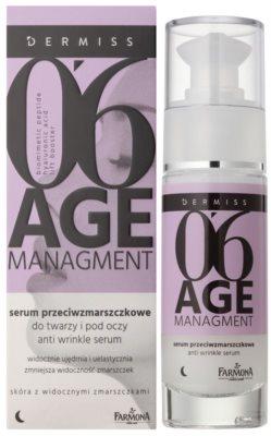 Farmona Dermiss Age Managment Nachtserum gegen Falten für Gesicht und Augenpartien 1
