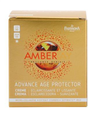 Farmona Amberray розгладжуючий   денний крем SPF 30 2