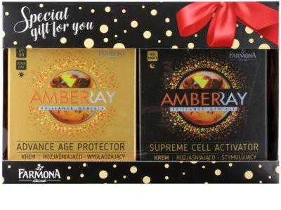 Farmona Amberray lote cosmético I.