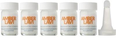 Farmona Amber Lavi Aktiv-Serum für die Nacht mit Verjüngungs-Effekt 1