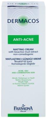 Farmona Dermacos Anti-Acne matující denní krém 2