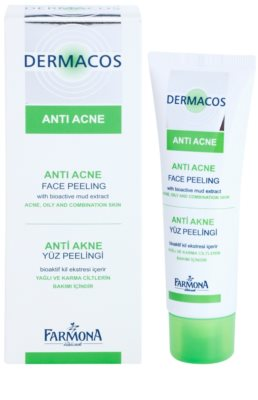 Farmona Dermacos Anti-Acne peeling facial 1