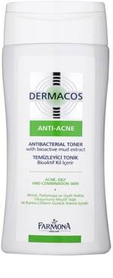 Farmona Dermacos Anti-Acne antibakteriális pórusösszehúzó tonik