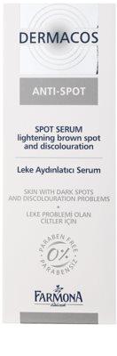Farmona Dermacos Anti-Spot tonizáló szérum a pigmentfoltokra 2