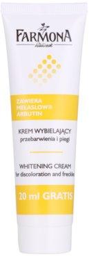 Farmona Discoloration and Freckles відбілюючий крем для обличчя та тіла