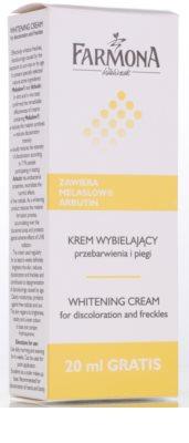 Farmona Discoloration and Freckles відбілюючий крем для обличчя та тіла 1